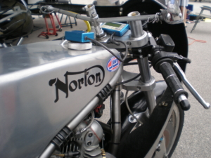 NYC Norton Tank Detail