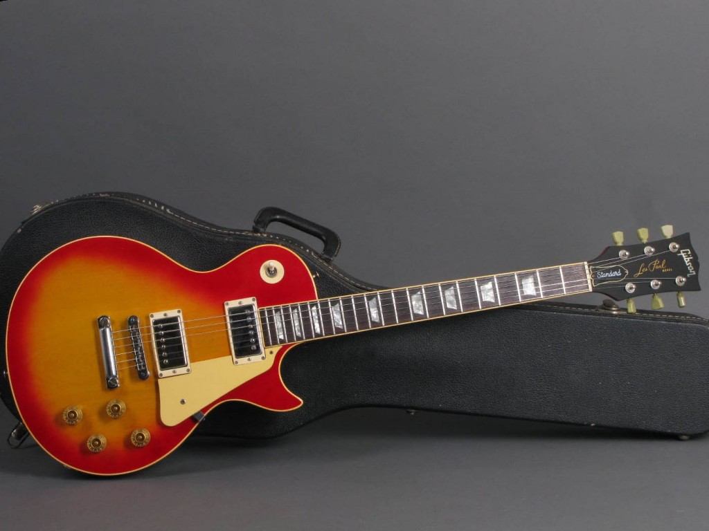 A cherry sunburst indeed